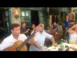 Грузины поют — Тополя .