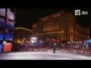 Владимир Путин на концерте митинге в честь присоединения Крыма