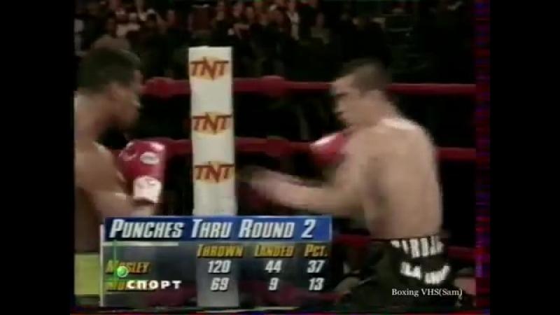 Шейн Мозли vs Эдуардо Бартоломе Моралес (полный бой) [22.09.1998]