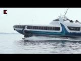Ходовые испытания «Кометы-120М» на Черном море