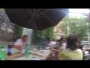 С мужем в ресторане г.Санто-Доминго