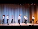 Цветы Востока танец Бамбути