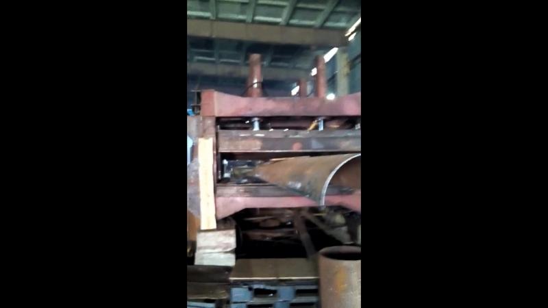 Производство стального листа