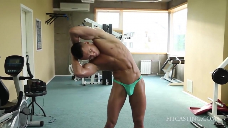 Ivan- Tested on Fitcasting Member Ideas