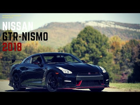 NISSAN GTR Nismo 2018 | walkaround Review | Technical Specifications