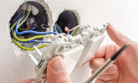 Мелкий ремонт электрики