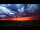 Завораживающее видео о том, как рождаются и развиваются шторма