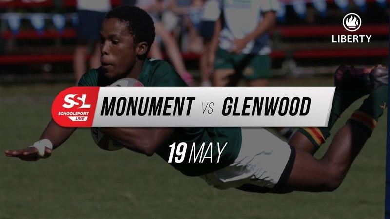 Monument 1st XV vs Glenwood 1st XV 19 May 2018