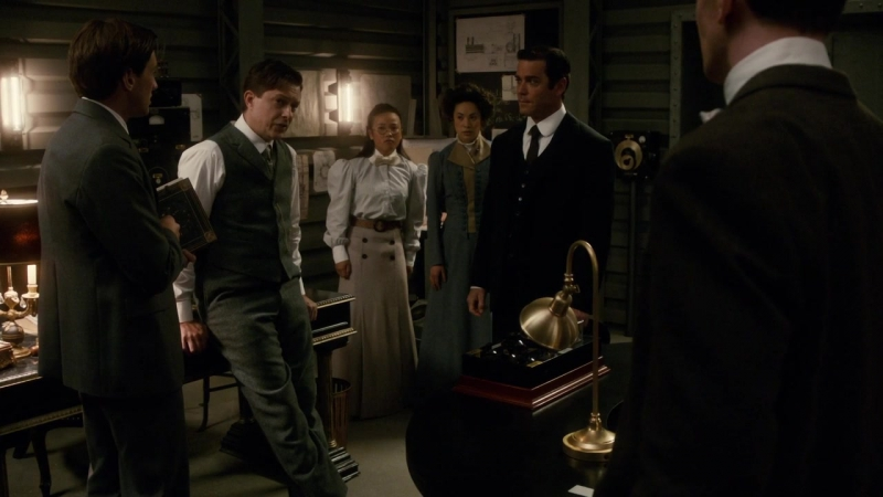 "Murdoch Mysteries : Season 11, Episode 10 ""F.L.A.S.H.!"" (CBC, itv 2018 CA, UK) (ENG)"