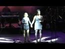 Дурги МакБрум и Ольга Шитова ( группа Pink Filoyd show uk)