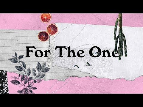 For The One (Official Lyric Video) - Judah Valenzuela Bekah Riddle   BRIGHT ONES