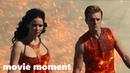 Голодные игры И вспыхнет пламя 2013 - Парад трибутов 4/12 movie moment