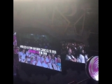 Fancam ONCE's sing to 'You in My Heart' for TWICE at TWICELAND 2 Fantasy Park in Seoul (DAY 2)