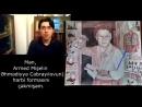 Rəssam Nihad Əliyevin çəkdiyi Əhmədiyyə Cəbrayılovun portreti Fransız dilində - YouTube 360p