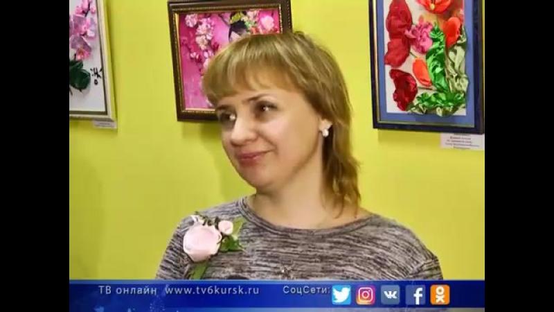20171010 Коллективная выставка декоративно прикладного творчества Калитиевская Наталья Владимировна
