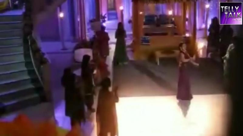 Drashti Dhami AKA Nandinis Dance Performance In MAHASANGAM Episode