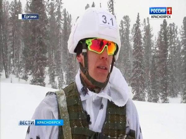 В Красноярском крае прошел первый конкурс по ски-альпинизму «Саянский марш-2018»