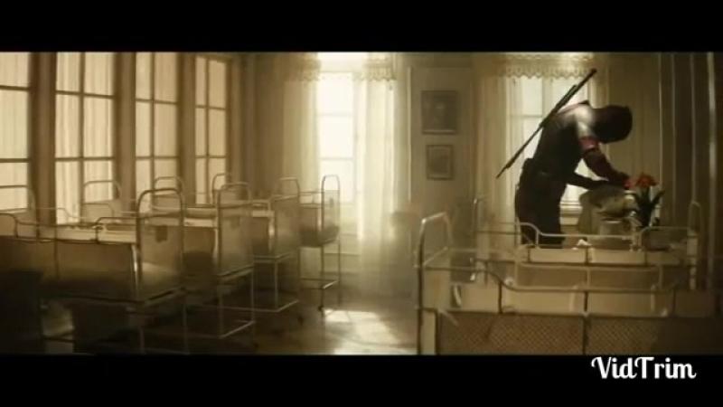 Сцена с «убийством» Гитлера из «Дэдпула 2» / Deadpool 2 - End Credit Scene - Baby Hitler Scene HD (2018)