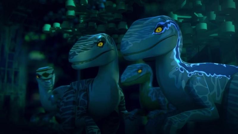 Part 4_ LEGO® Jurassic World_ The Indominus Escape