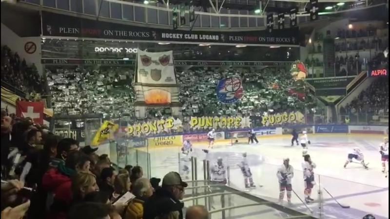12.04.2018 HC Lugano - SC Zurich (Финал, NLA, Швейцария)
