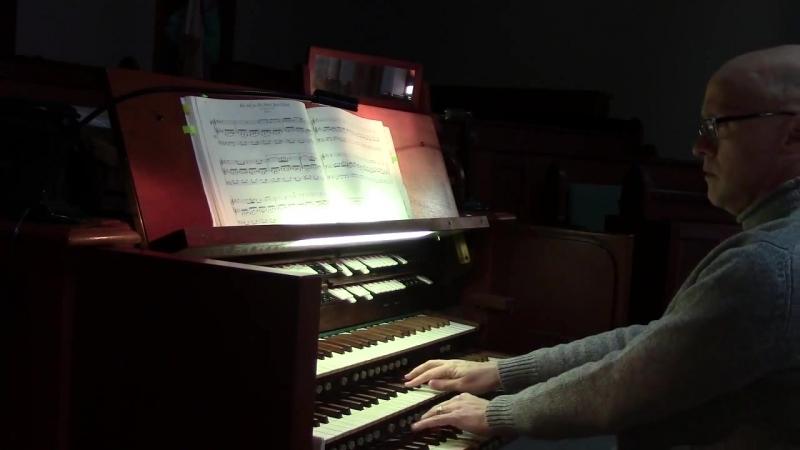 639 J. S. Bach - Ich ruf zu dir, Herr Jesu Christ (Orgelbüchlein No. 41), BWV 639 - Mark Pace