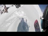 GoPro- Jamie Anderson Heli Boarding