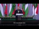 Viktor Orbán 15.3.18 med engelske undertekster