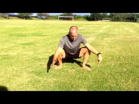 Steve Maxwell: Hunter squat series