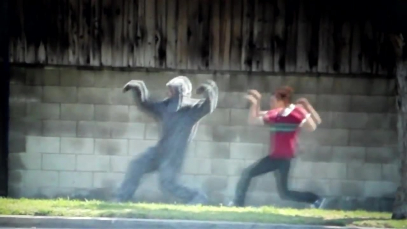 Wilfred dances