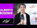 ALBERTO ROSENDE Shares Hollywood Moments, Friends Hottie!