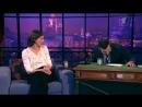 Milla Jovovich - 57 выпуск Вечерний Ургант 22.10.2012 РĩF