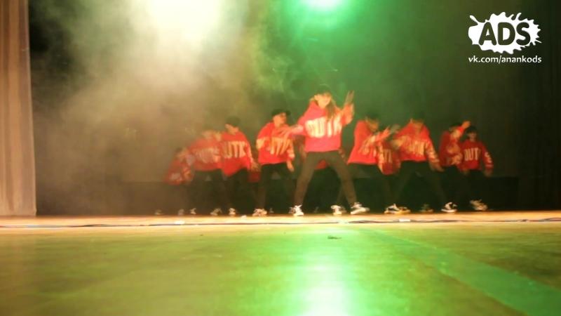 ANANKO DANCE SCHOOL_Отчетный концерт 2018_25 Red gang