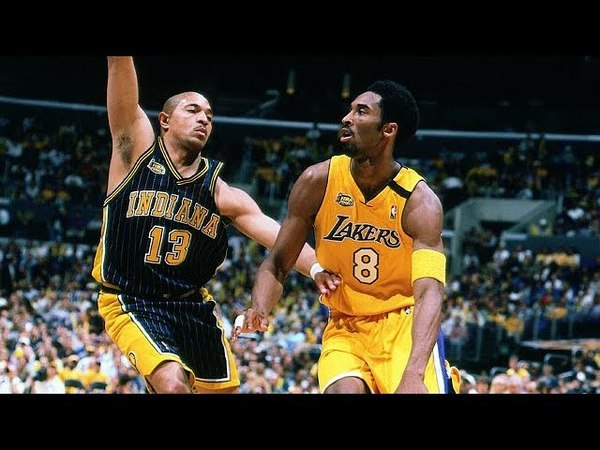 2000 Los Angeles Lakers vs Indiana Pacers Game 1 NBA Hardwood Classics