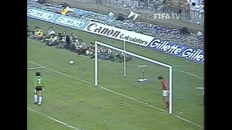 Матч открытия ЧМ-1982