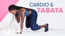 30 минутное кардио Табата