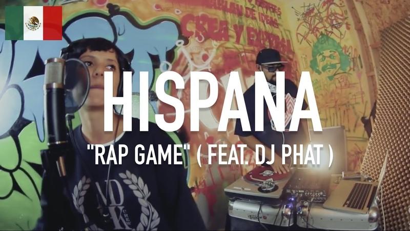 Hispana ( Mamba Negra ) x DJ Phat - Rap Game [ TCE Mic Check ]
