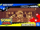 Sonic Mania Plus - All Changes and endings! - Encore DLC 100% Complete!