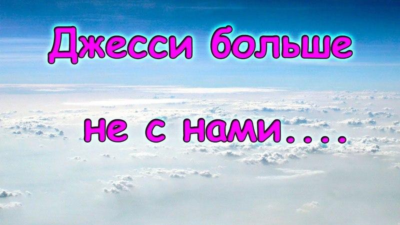 У нас трагедия с Джесси! (04.18г.) Семья Бровченко.