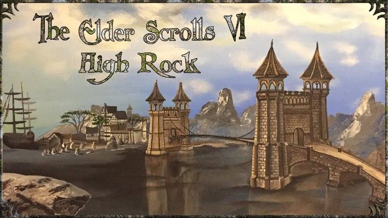 The Elder Scrolls VI: High Rock FANTASY SOUNDTRACK (2018)