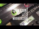 Mooer GE200 vs Zoom G3Xn The Ultimate LOW BUDGET Guitar PEDALBOARD comparison