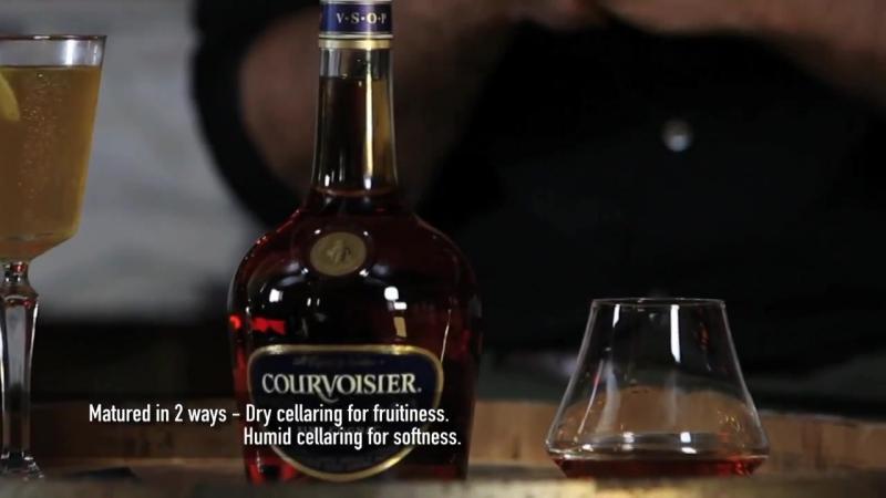 Courvoisier VSOP Cognac Drinks Network