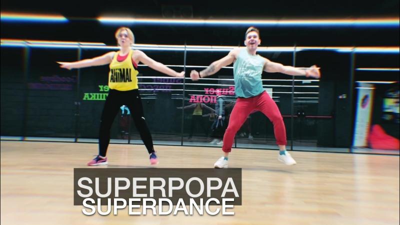 SuperDance от SuperPopa в Raketa