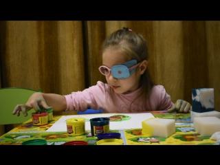 Пальчиковые краски#творчествонастя_горбачева#настя_горбачева#совместноетворчество