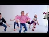 Kids choreo by Alenka on song Willow Smith feat. Nicki Minaj-Fireball