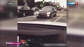 Вести-Москва • Эпидемия автоскотства: кто остановит мажоров за рулем