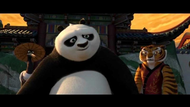 Кунг фу Панда 2 Трейлер мультфильма