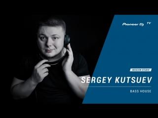 SERGEY KUTSUEV [ bass house ] @ Pioneer DJ TV   Moscow