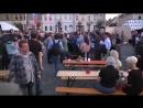 Neonazifestival in Ostsachsen verläuft ruhig - -Friedensfest- als Gegenveranstaltungen am Marktplatz