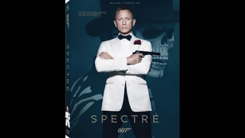 Джеймс Бонд. Агент 007: СПЕКТР
