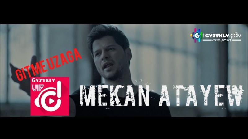 Mekan Atayew - Gitme uzaga (Official Clip)